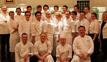 Carlson Rezidor inspirerer fremtidens kokker