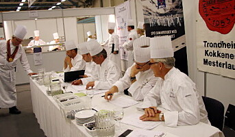 NM i kokkekunst og NM i servitørfag 2012
