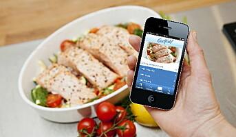 Sunnere kosthold med Godfisk-app