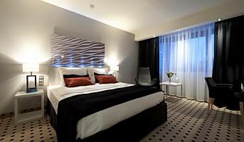 Hotellrekord i Norge og Europa