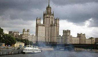 Kåret til Russlands ledende luksushotell