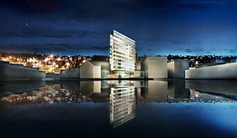 Byggestart for Clarion i Tromsø