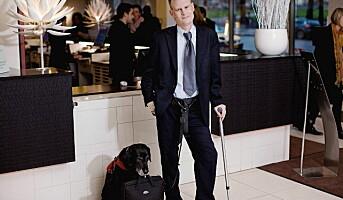 Scandic-Berglund setter søkelys på de handikappede