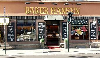 Jubileumsbok om Baker Hansen