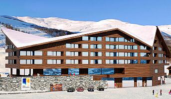 – Skal bli Norges flotteste fjellhotell