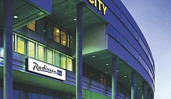 Radisson Blu SkyCity med konferanselokaler på Arlanda