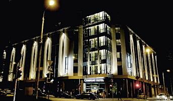 Stordalen åpnet hotell i Litauen