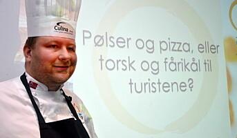 – Vær stolt av nordnorsk matkultur!