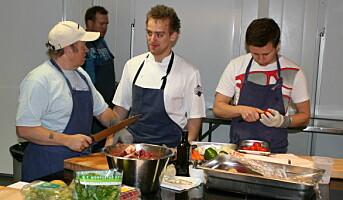 300 offshorekokker på Gastronomisk Institutt
