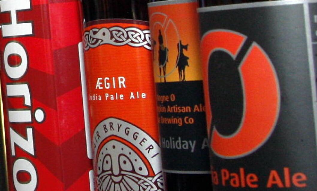 Ægir India Pale Ale1