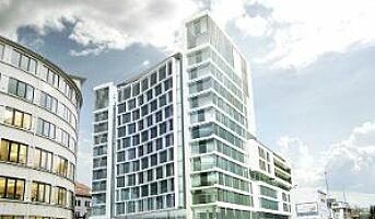 Blir Bergens største hotell