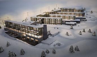 Nå åpner Mountain Resort i Trysil