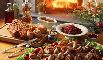 Åtte tips til sunnere julemat