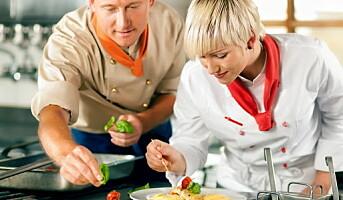 Alle kjenner Norges beste kokkekollega