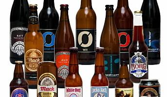 Her er kandidatene til Årets øl 2011