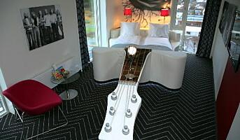 Rica Rock City Hotel i Namsos har åpnet