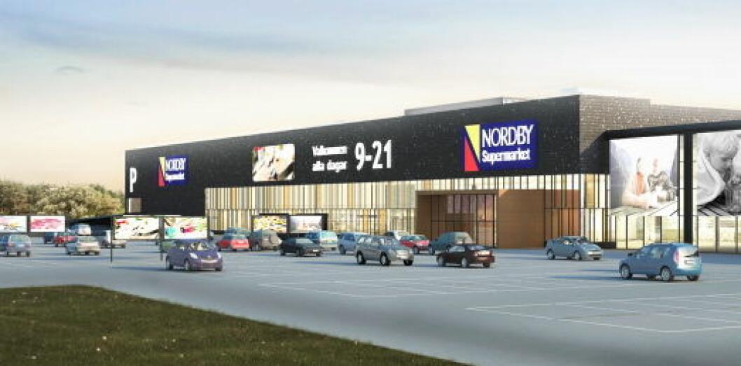 NyaNordbySupermarket