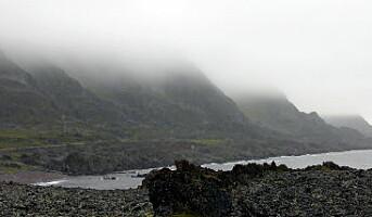 Turistvei til Hamningberg