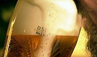 Øl kan bremse demens