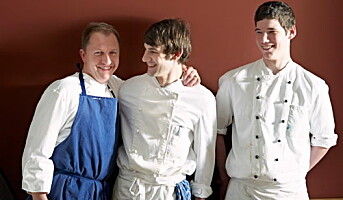 Hvem er Norges beste kokkekollega?