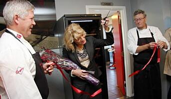 Åpnet nytt matfaglig senter i Østfold