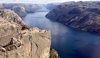 Begeistringsløft i norsk reiseliv