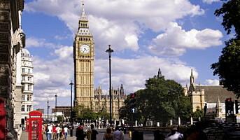 London er nordmenns konferansefavoritt