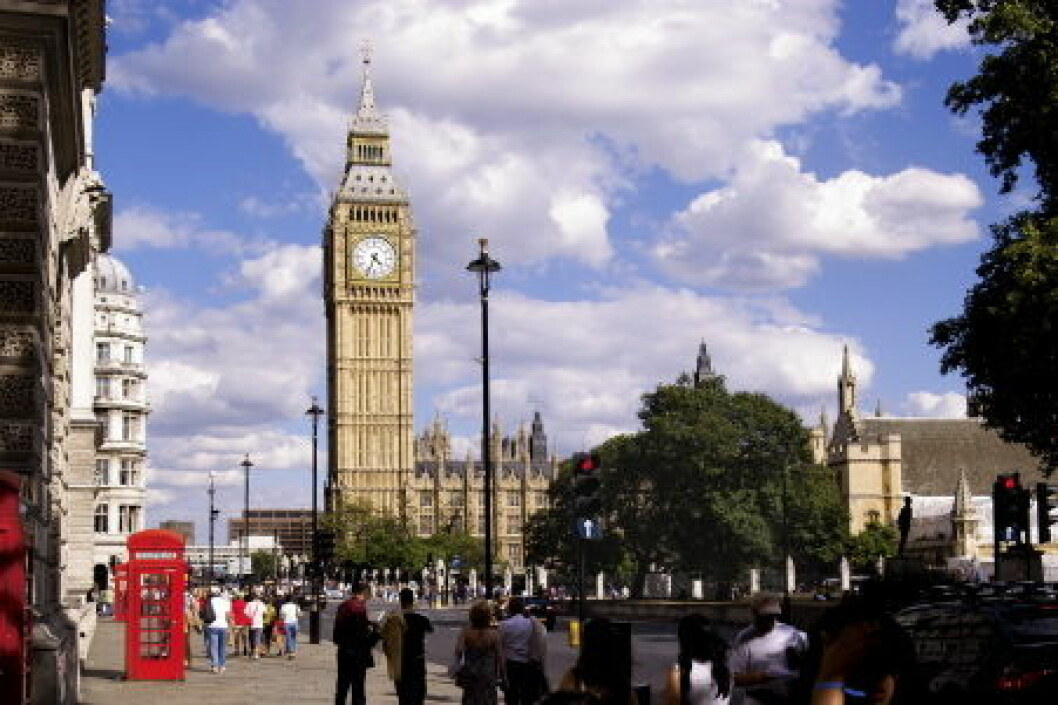 London 1 - foto iStockphoto