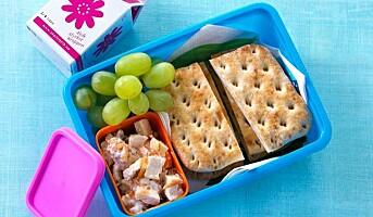 12 % av skoleelevene kjøper mat utenfor skolen