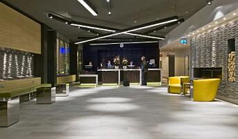 Åpner nytt hotell og kongressenter i Stockholm