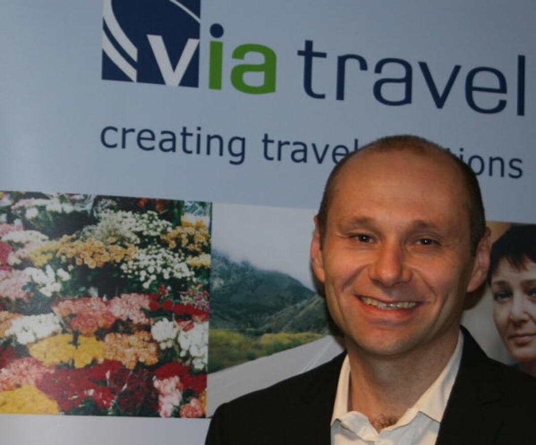 Rune Feltman Via Travel nett