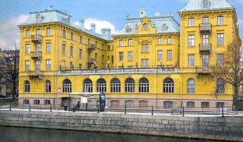 Elite Hotels har kjøpt Grand Hotel i Gävle