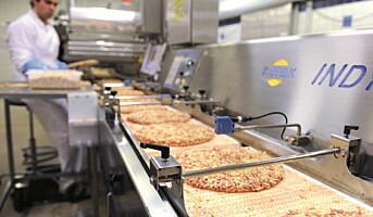 Vil ikke jobbe i matfabrikk