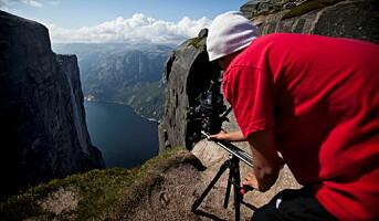 Viser verden vin-veien gjennom Norge
