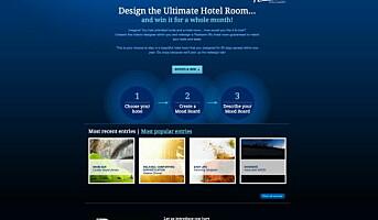Design ditt eget hotellrom