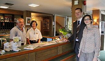 Nye eiere på Raftevolds Hotel i Hornindal