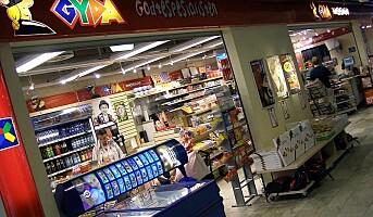 Kioskhandelen økte med 58 % de siste 10 årene
