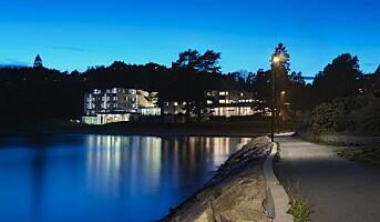 Nye Strand Hotel Fevik er åpnet