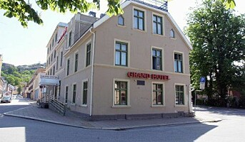 Grand Hotel i Halden totalrenovert