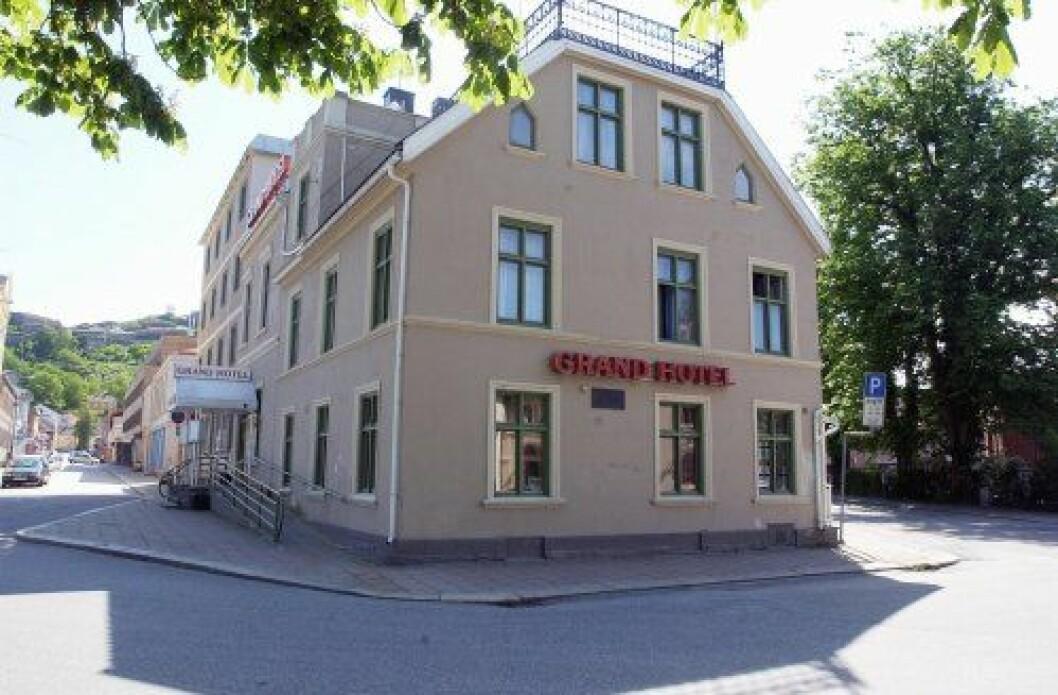 Grand Hotel Halden