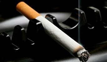 Antallet svenske tobaksbutikker halvert siden 2000