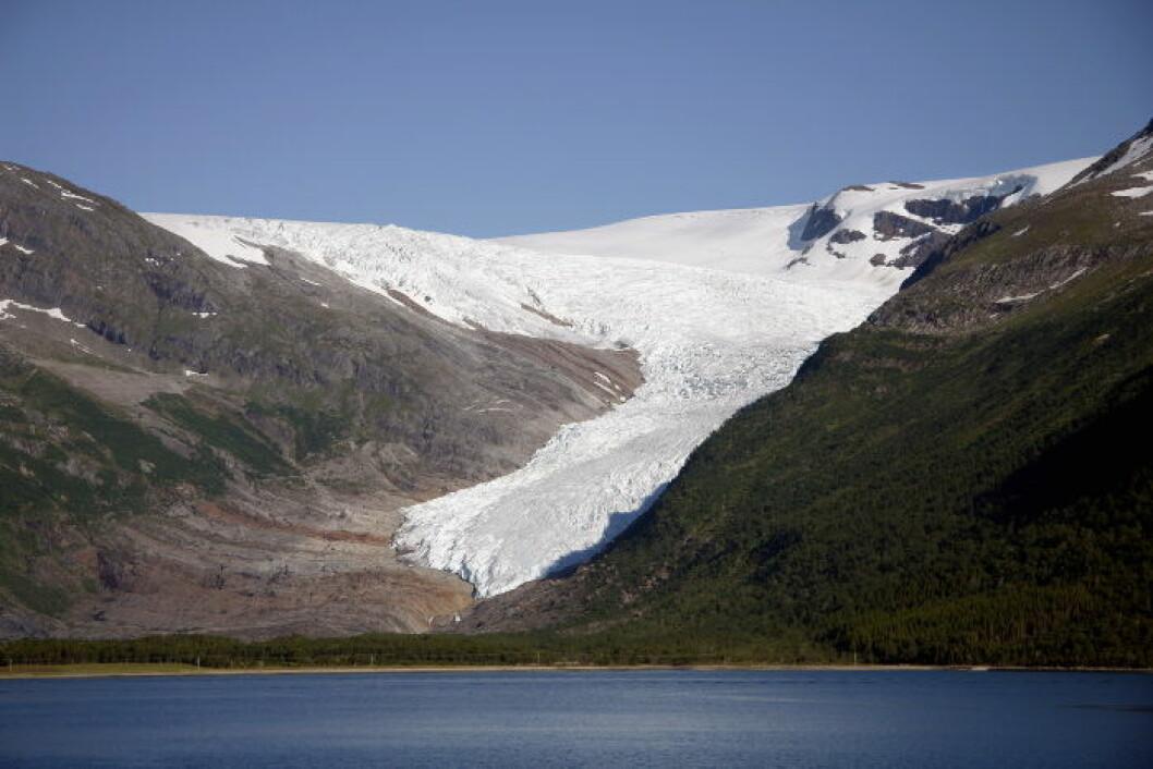 Nord-Norge Svartisen1