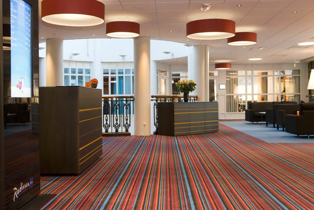 Radisson Blu Hotel Konferens 1