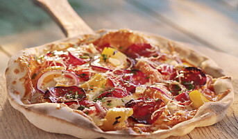 Satser på ny pizzatrend