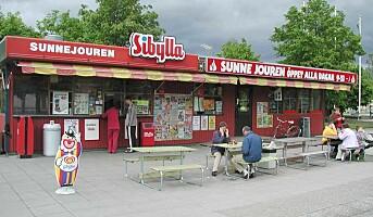 Sterk vekst for svenske trafikkbutikker og kafeer
