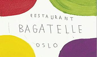 Restaurant Bagatelle gjenåpnet
