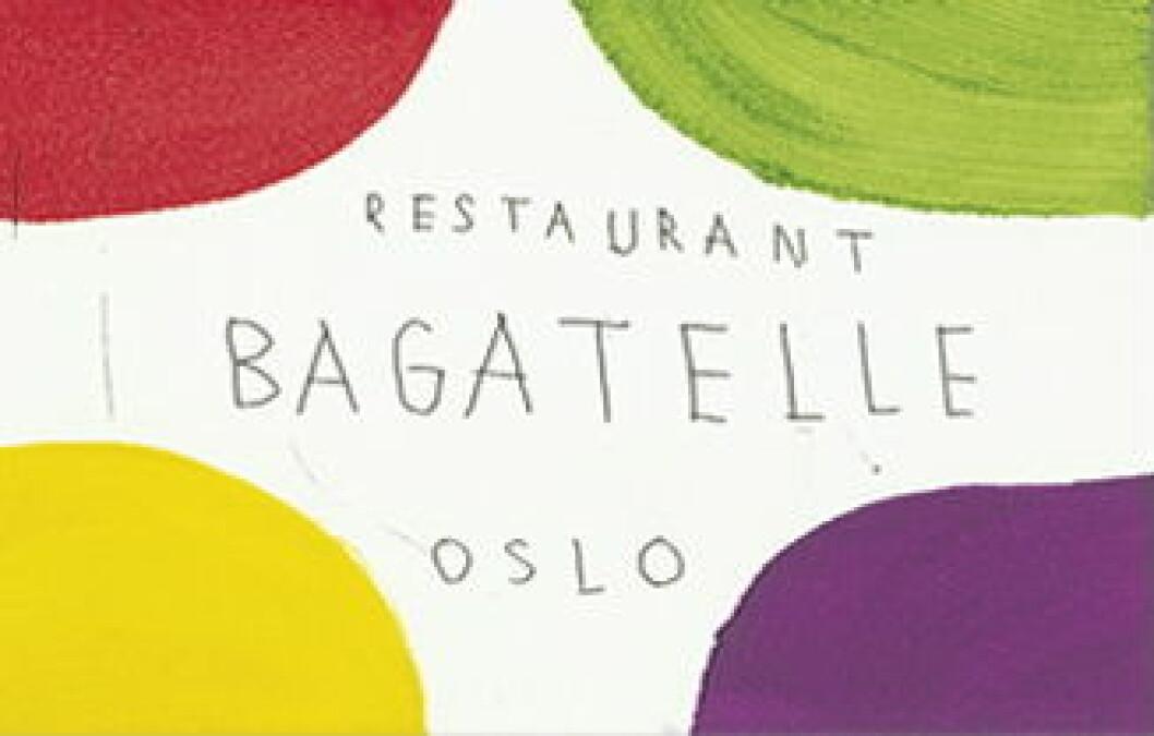 Bagatelle ny logo