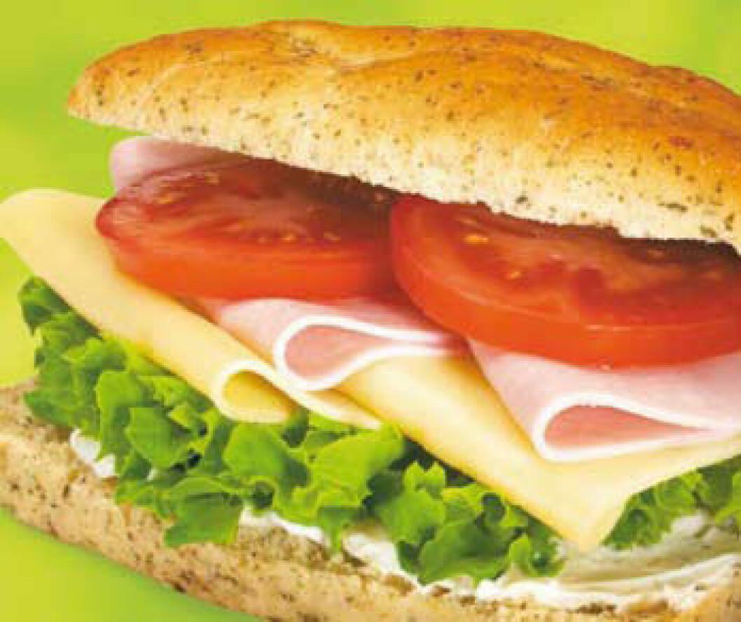 Sandwich Lantmännen