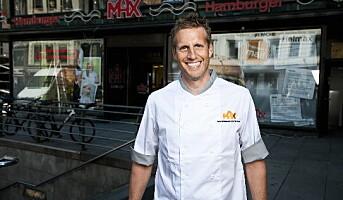 MAX vant burgertest