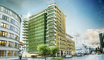 Rica får Bergens største hotell